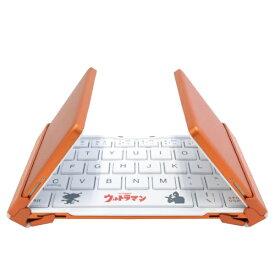 3E スリーイー 【スマホ/タブレット対応】ワイヤレスキーボード[Android/iOS/Win] 3つ折りタイプ スタンド付(英語64キー) 3E-BKY8-UL3 [Bluetooth /ワイヤレス][3EBKY8UL3]