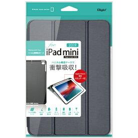 ナカバヤシ Nakabayashi 【ケース】iPadmini2019用ハニカム衝撃吸収ケース ネイビー