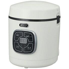 ラドンナ LADONNA K-RC2-AW 炊飯器 Toffy マイコン炊飯器 ASH WHITE [1.5合 /マイコン][1.5合 一人暮らし おしゃれ KRC2]