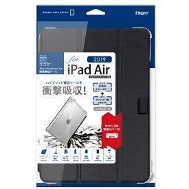 ナカバヤシ Nakabayashi 【ケース】iPadAir2019用衝撃吸収ケース ブラック