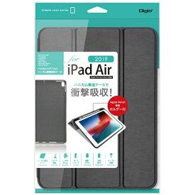 ナカバヤシ Nakabayashi 【ケース】iPadAir2019用ハニカム衝撃吸収ケース ブラック