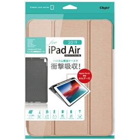 ナカバヤシ Nakabayashi 【ケース】iPadAir2019用ハニカム衝撃吸収ケース ピンク