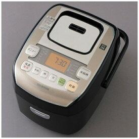 アイリスオーヤマ IRIS OHYAMA 炊飯器 米屋の旨み 銘柄炊き ブラック KRC-PA30 [圧力IH /3合][KRCPA30]