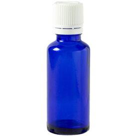 生活の木 青色ガラス瓶30ml(TBGボトル) 13-664-7130