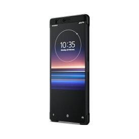 ソニー SONY 【ソニー純正】Xperia 1 Style Cover Touch SCTI30JP/B ブラック