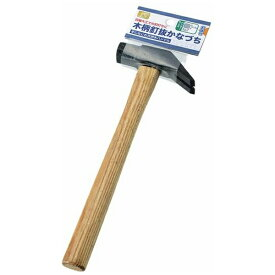 エコー金属 ECHO KINZOKU 木柄釘抜かなづち 0548075