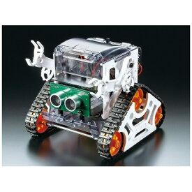 タミヤ TAMIYA プログラミング工作シリーズ No.1 マイコンロボット工作セット(クローラータイプ)