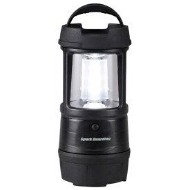 オーム電機 OHM ELECTRIC LED耐衝撃ランタン LED耐衝撃 LN-CY2WSH-K [LED /単1乾電池×3 /防水]