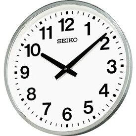 セイコー SEIKO 掛け時計 オフィスクロック(屋外・JIS防雨型) オフィスタイプ KH411S[KH411S]