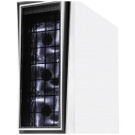 SilverStone シルバーストーン PCケース REDLINEシリーズ RL06 アクリルウィンドウモデル+LEDファンモデル SST-RL06WS-PRO ホワイト/シルバートリム