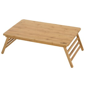BUNDOK バンドック バンブーテーブル60 BD-192
