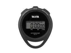 タニタ TANITA ストップウォッチ TD417BK