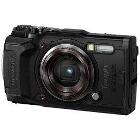 オリンパス OLYMPUS TG-6 コンパクトデジタルカメラ Tough(タフ) ブラック [防水+防塵+耐衝撃][TG6BLK]