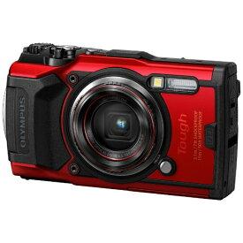 オリンパス OLYMPUS TG-6 コンパクトデジタルカメラ Tough(タフ) レッド [防水+防塵+耐衝撃][TG6RED]