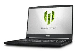 MSI エムエスアイ WP65-9TH-280JP ゲーミングノートパソコン[WP659TH280JP]