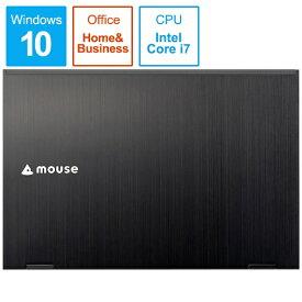 マウスコンピュータ MouseComputer BC-MB1485UD11A-191 ノートパソコン mouse ブラック [14.0型 /intel Core i7 /SSD:512GB /メモリ:16GB /2019年6月モデル][BCMB1485UD11A191]
