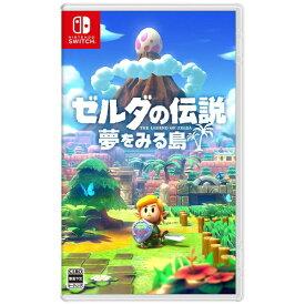 任天堂 Nintendo ゼルダの伝説 夢をみる島 通常版【Switch】