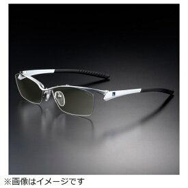 ニデック NIDEK G-SQUAREアイウェア Professional Model ナイロール C2FGENBWHNP7177 フレーム:ホワイト、レンズ:ブラウン