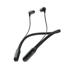 SKULLCANDY スカルキャンディ ブルートゥースイヤホン カナル型 INKD+ WIRELESS BLACKGRAY S2IQW-M448 [リモコン・マイク対応 /ワイヤレス(ネックバンド) /Bluetooth][INKD+WLブラックグレー]