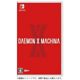 マーベラス Marvelous DAEMON X MACHINA【Switch】