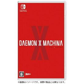 マーベラス Marvelous DAEMON X MACHINA【Switch】 【代金引換配送不可】