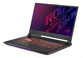 ASUS エイスース G531GT-I7G1650 ゲーミングノートパソコン ROG Strix G ブラック [15.6型 /intel Core i7 /SSD:512GB /メモリ:16GB /2019年7月モデル][G531GTI7G1650]