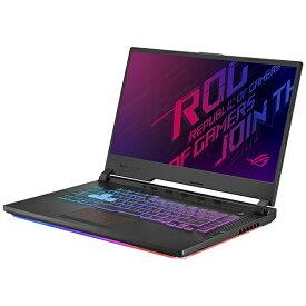 ASUS エイスース G531GW-I7R2070 ゲーミングノートパソコン ROG Strix G ブラック [15.6型 /intel Core i7 /HDD:1TB /SSD:512GB /メモリ:16GB /2019年6月モデル][G531GWI7R2070]