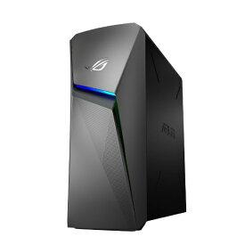 ASUS エイスース GL10CS-I59G1050 ゲーミングデスクトップパソコン ROG STRIX アイアングレー [モニター無し /HDD:1TB /メモリ:8GB /2019年6月モデル][GL10CSI59G1050]