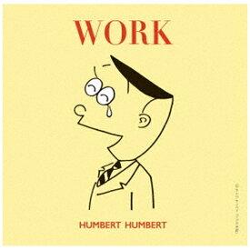 バウンディ ハンバート ハンバート/ WORK 初回限定盤【CD】