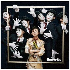 ソニーミュージックマーケティング 【初回特典付き】Superfly/ Ambitious 初回限定盤(DVD付)【CD】
