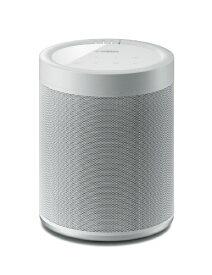 ヤマハ YAMAHA ワイヤレスストリーミングスピーカー WX-021W ホワイト [Bluetooth対応 /Wi-Fi対応][WX021W]