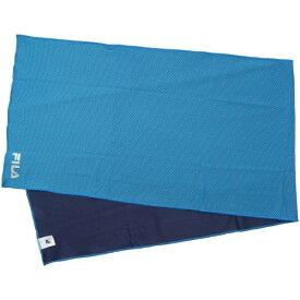 フィラゴルフ FILA GOLF メンズ フィラ FILA ネッククーラー (フリーサイズ108×30cm×ブルー) 749981