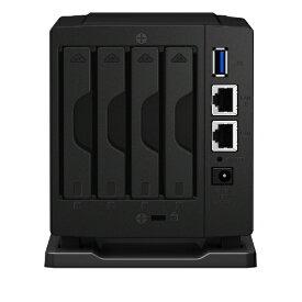 SYNOLOGY シノロジー DiskStation DS419slim デュアルコアCPU搭載 コンパクト4ベイNASキット DS419slim【Synology Jシリーズ】
