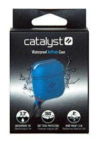 トリニティ Trinity AirPodsケース Catalyst ブルー CTR-WPAP17-BL