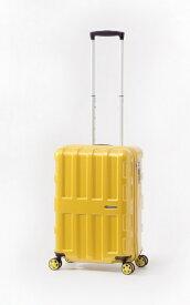 A.L.I アジア・ラゲージ スーツケース ハードキャリー 40L MAXBOX(マックスボックス) メタリックイエロー ALI-2511 [TSAロック搭載]
