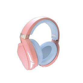 ASUS エイスース STRIXFusion300_PINK ゲーミングヘッドセット ピンク [φ3.5mmミニプラグ+USB /両耳 /ヘッドバンドタイプ][STRIXFUSION300_PINK]