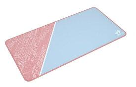 ASUS エイスース ROG SHEATH PNK LTD (NC01) ゲーミングマウスパッド ピンク[NC01ROGSHEATHPNK]