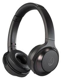 オーディオテクニカ audio-technica ブルートゥースヘッドホン ブラック ATH-WS330BT BK[ATHWS330BTBK]