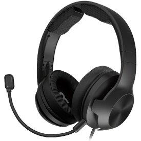 HORI ホリ ホリ ゲーミングヘッドセット ハイグレード for PlayStation 4 ブラック PS4-146【PS4】