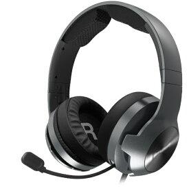 HORI ホリ ホリ ゲーミングヘッドセット プロ for PlayStation 4 ブラック PS4-147【PS4】