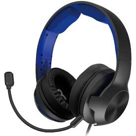 HORI ホリ ホリ ゲーミングヘッドセット ハイグレード for PlayStation 4 ブルー PS4-158【PS4】