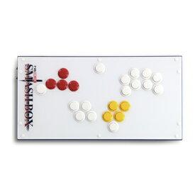 HITBOX SMASH BOX ゲームキューブ&PCレバーレスアーケードコントローラー SMASHBOX