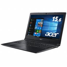 ACER エイサー 【ビックカメラグループオリジナル】A315-53-A34U/K ノートパソコン オブシディアンブラック [15.6型 /intel Core i3 /SSD:256GB /メモリ:4GB /2019年6月モデル][15.6インチ 新品 A31553A34UK]