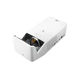 LG ホームプロジェクター 超短焦点モデル HF65LS HF65LS ホワイト