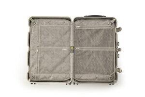 ディパーチャー departure スーツケース ハードキャリー 94L departure レザーマットブラック HD-509S-30.5 [TSAロック搭載]