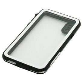 インプリンク IMPRiNC iPhone XS耐衝撃防水ケース