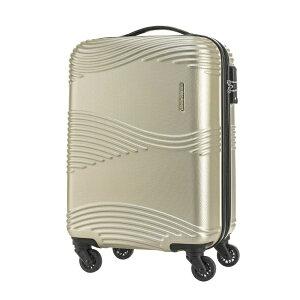 カメレオン KAMILIANT スーツケース 33L TEKU(テク) LIGHT GOLD DY836001 [TSAロック搭載]