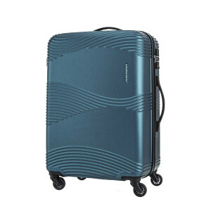 カメレオン KAMILIANT スーツケース 64L TEKU(テク) PETROL BLUE DY811002 [TSAロック搭載]