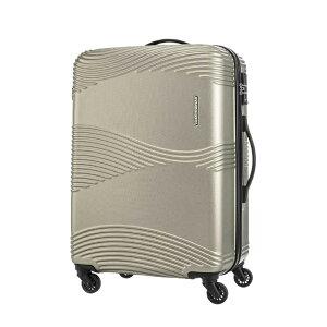 カメレオン KAMILIANT スーツケース 64L TEKU(テク) LIGHT GOLD DY836002 [TSAロック搭載]