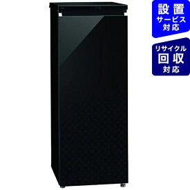 AQUA アクア 酒キャビネット CSR-15H(K) ブラック